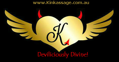 Kinkassage Logo Adult Massage