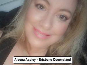 Aleena Aspley Kinkassage Owner Queensland Australia